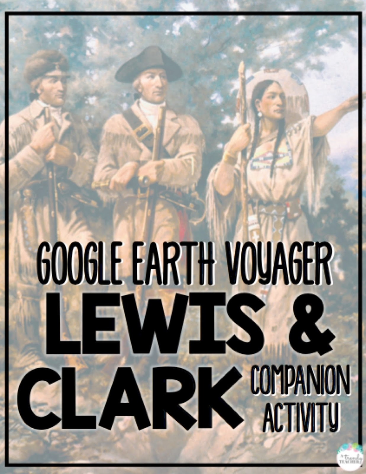 photograph relating to Lewis Clark Printable Activities identified as Lewis Clark Expedition - A Google Environment Match A