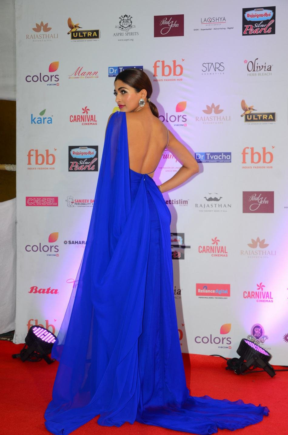 Parvathy Omanakuttan at Femina Miss India World 2017