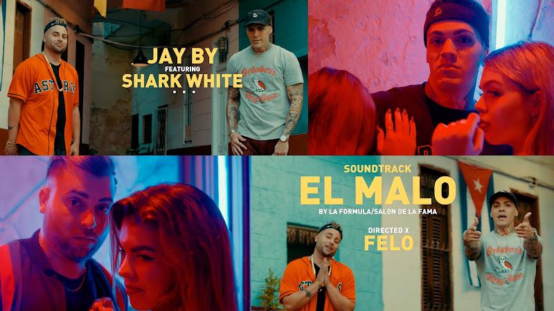 Jay By & Shark White - ¨El Malo¨ - Videoclip - Dirección: Felo. Portal del Vídeo Clip Cubano