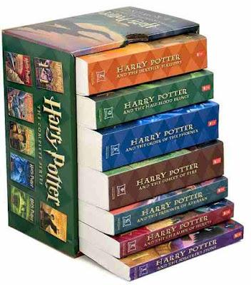 تحميل سلسلة روايات هاري بوتر الشهيرة pdf كاملة