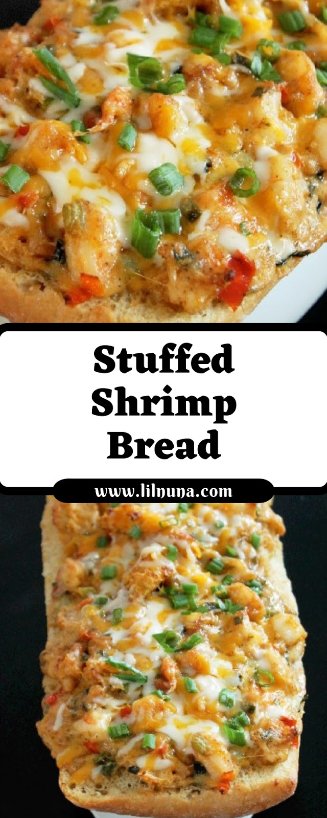 Stuffed Shrimp Bread