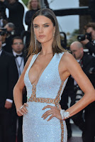 alessandra ambrosio sexy best red carpet dresses 2016 cannes film festival