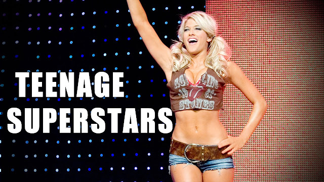 Teenagers Superstar Who Competed in WWE