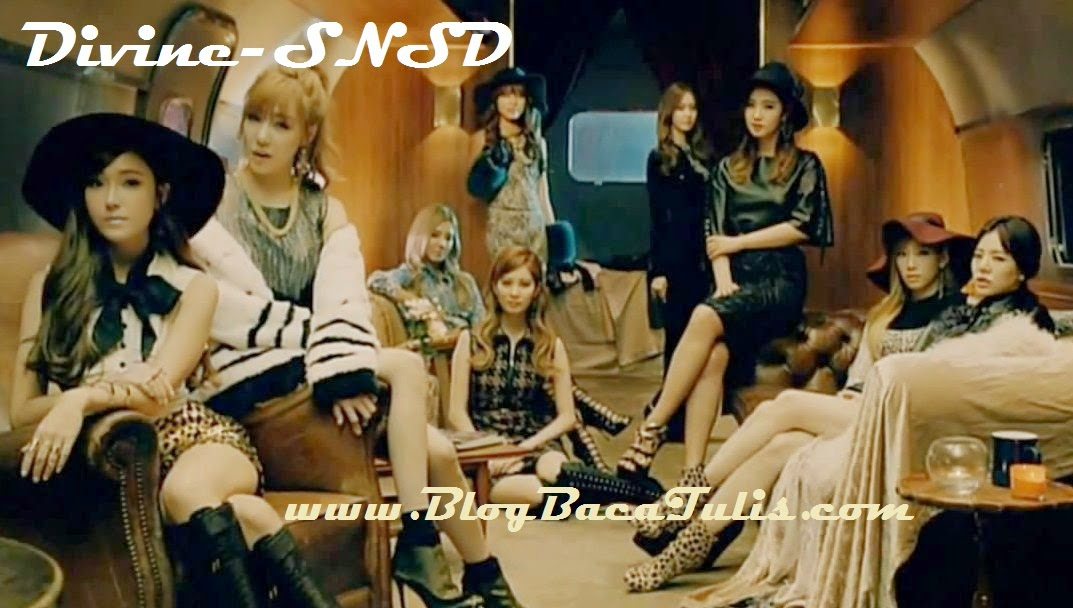 Video/Mp3 Dan Lirik Lagu Divine-SNSD (Girls' Generation)