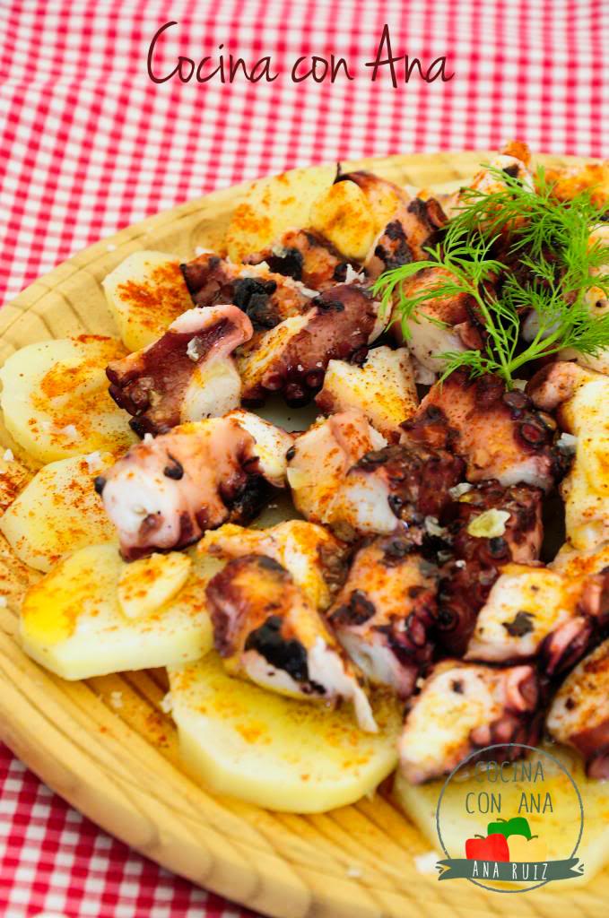 Tres formas de cocinar pulpo a la gallega con thermomix for Cocinar pulpo