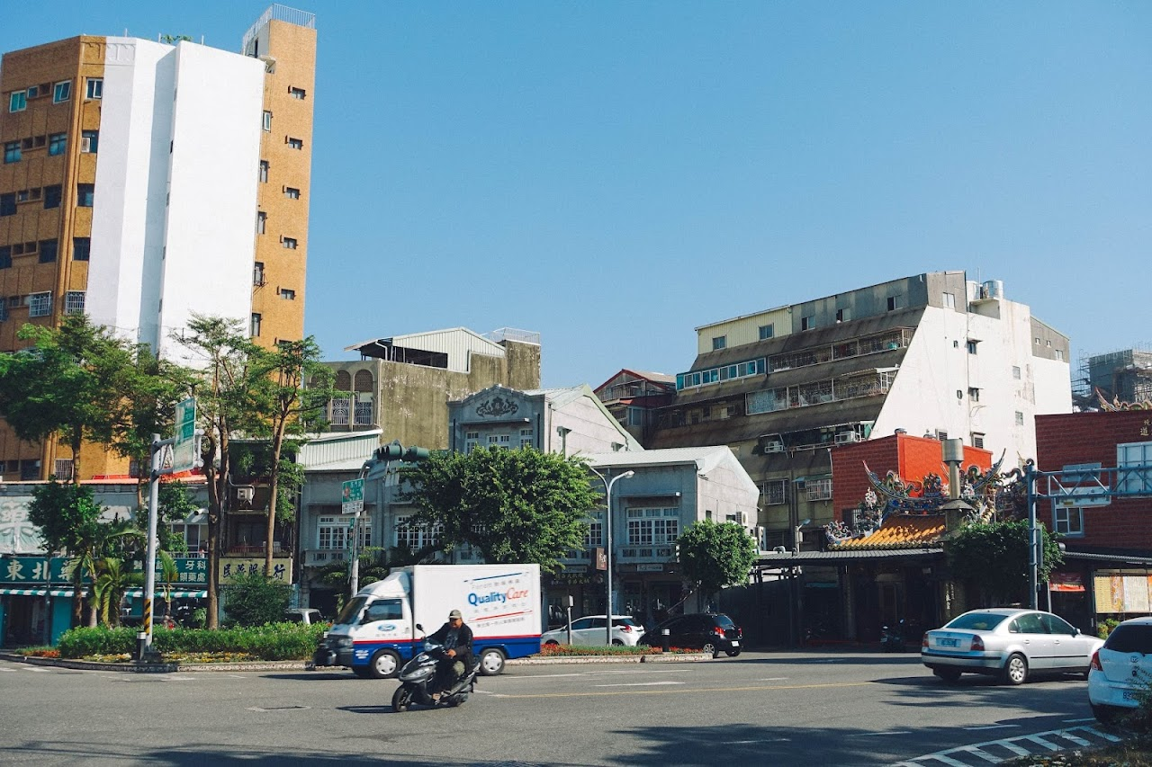 府前路一段(Sec. 1, Fuqian Road)