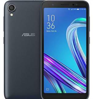 Firmware Asus Zenfone Live L1 X00R (ZA550KL) OTA Tested