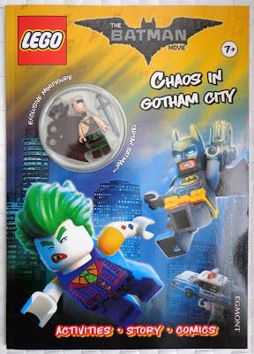 LEGO Batman Movie Chaos in Gotham City