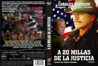 Carátula de A 20 millas de la justicia (1980) Borderline
