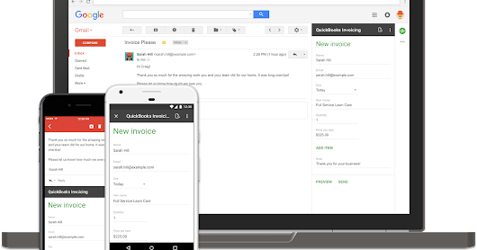 Bring the power of your apps into Gmail with Add-ons