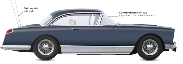 Facel Vega FVS, classic cars