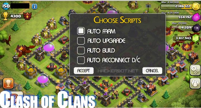 The Easiest Coc Bot For Android Apk Free Download