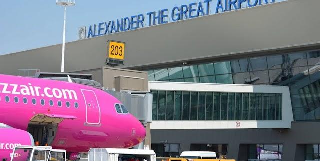 Skopje Airport registers strong October