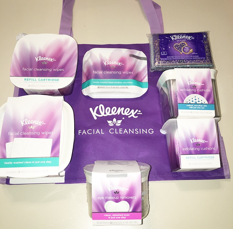Exfoliating Cushion Pads by kleenex #19
