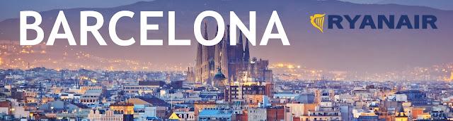 Ruta Vigo - Barcelona, con Ryanair