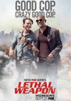 Arma Letal Temporada 1 audio latino