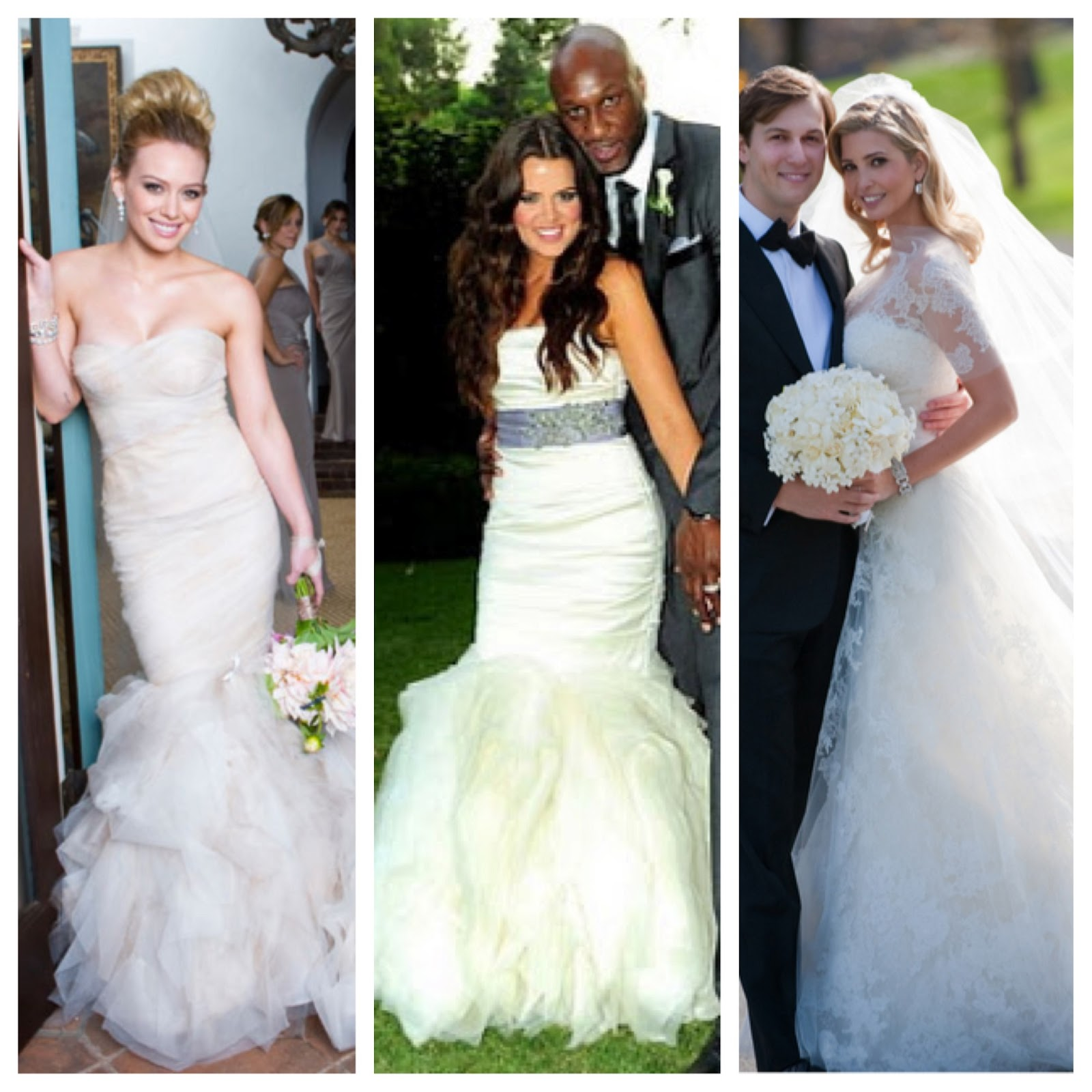 Khloe Kardashian Wedding Dress: The Woman Wearing It: Wedding Belles