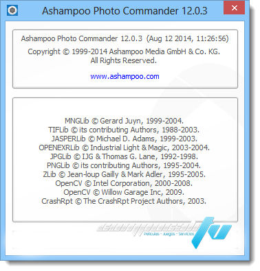 Ashampoo Photo Commander 12.0 Full Español