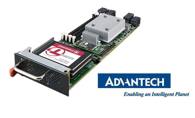 Advantech Debuts Platforms with Intel Xeon Processor D-1500s
