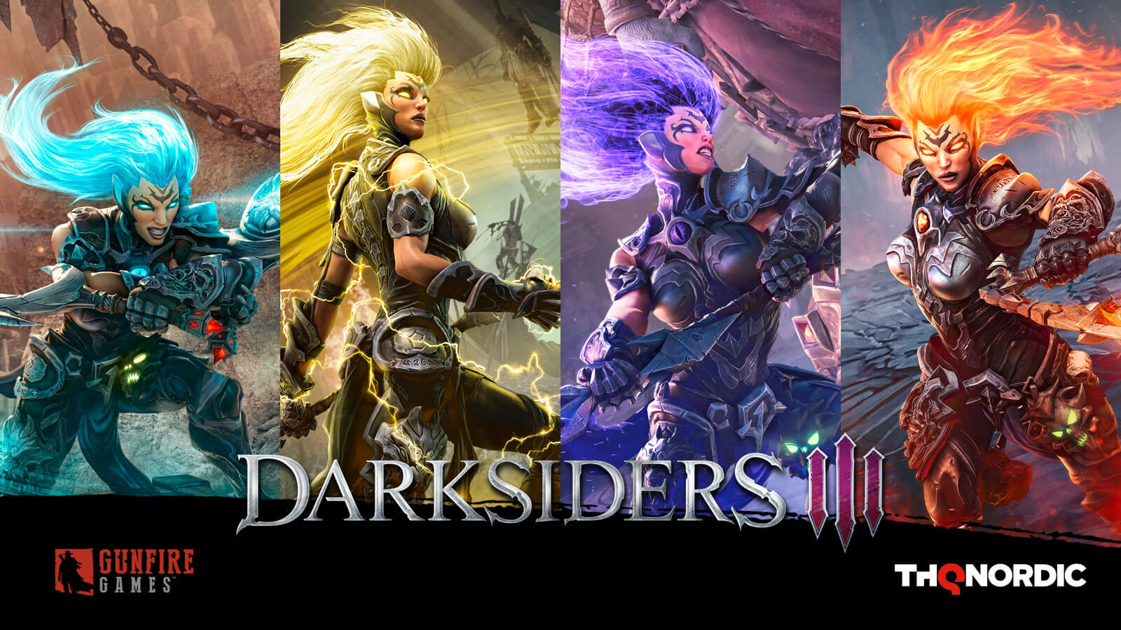 Darksiders 3 Concept Art - Gameslaught