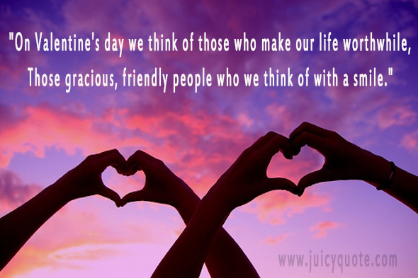 Best Valentine\'s Day Love Quotes, Messages And Greetings to send ...