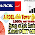 How to GET AIRCEL PORT CODE for Online