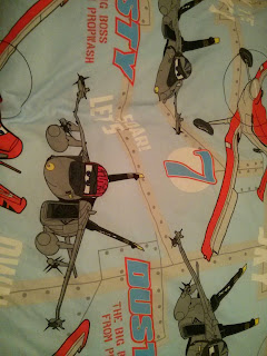 Disney Planes Duvet cover