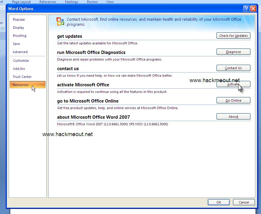 Microsoft Office 2007-2010 Serial Keys ~ 4etcblogspot.com ...