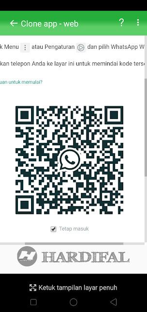 Cara Menggunakan Whatsapp Web Di Hp Android Untuk Melacak dan Menyadap Pesan