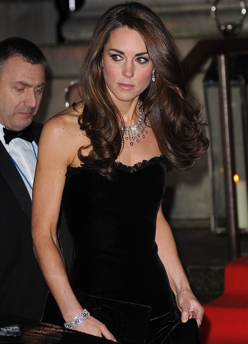 Royal Couture Catherine Duchess Of Cambridge Charlene