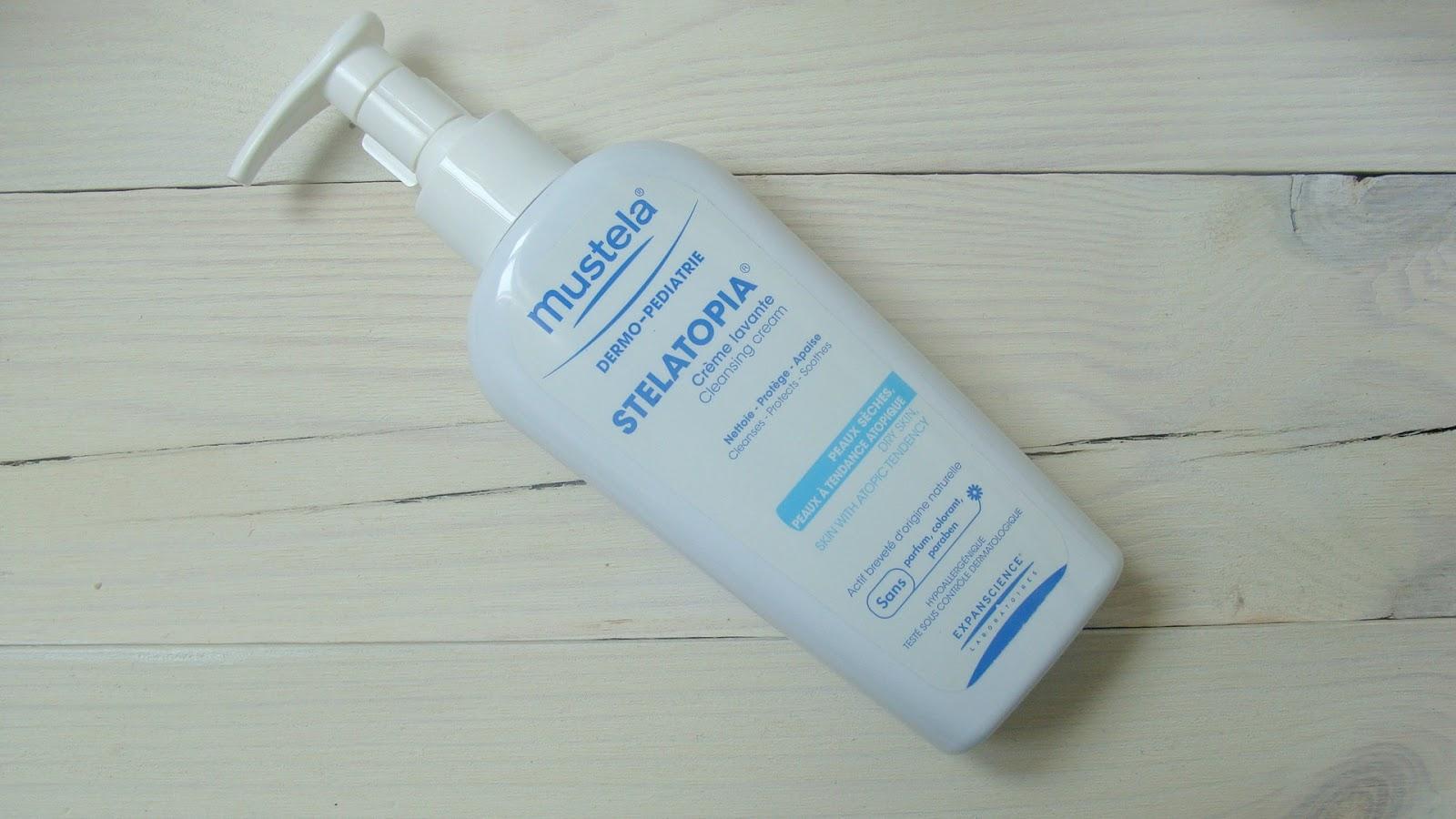 Kosmetyki Mustela dla skóry normalnej, suchej i atopowej