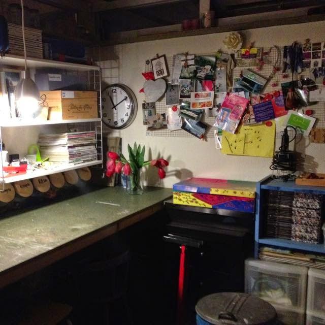 Bericht van 63 mijn werkplaats for Schuur opruimen