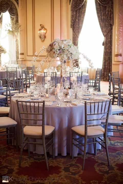 luxury centerpiece, wedding reception flowers, Fairmont wedding, best Seattle wedding flowers