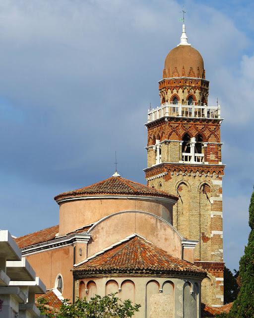 Church of San Michele in Isola, Island of San Michele, Cannaregio, Venetian Lagoon, Venice