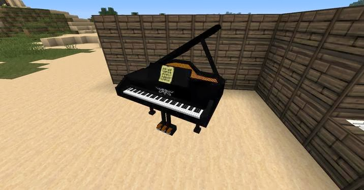 Minecraft Decorations and Props 1 5 2/1 6 4   Minecraft Free