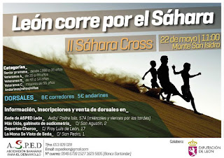 Sahara Cross Leon