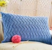 http://www.letsknit.co.uk/free-knitting-patterns/lace-cushion