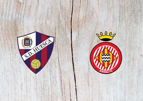 Huesca vs Girona - Highlights 30 September 2018