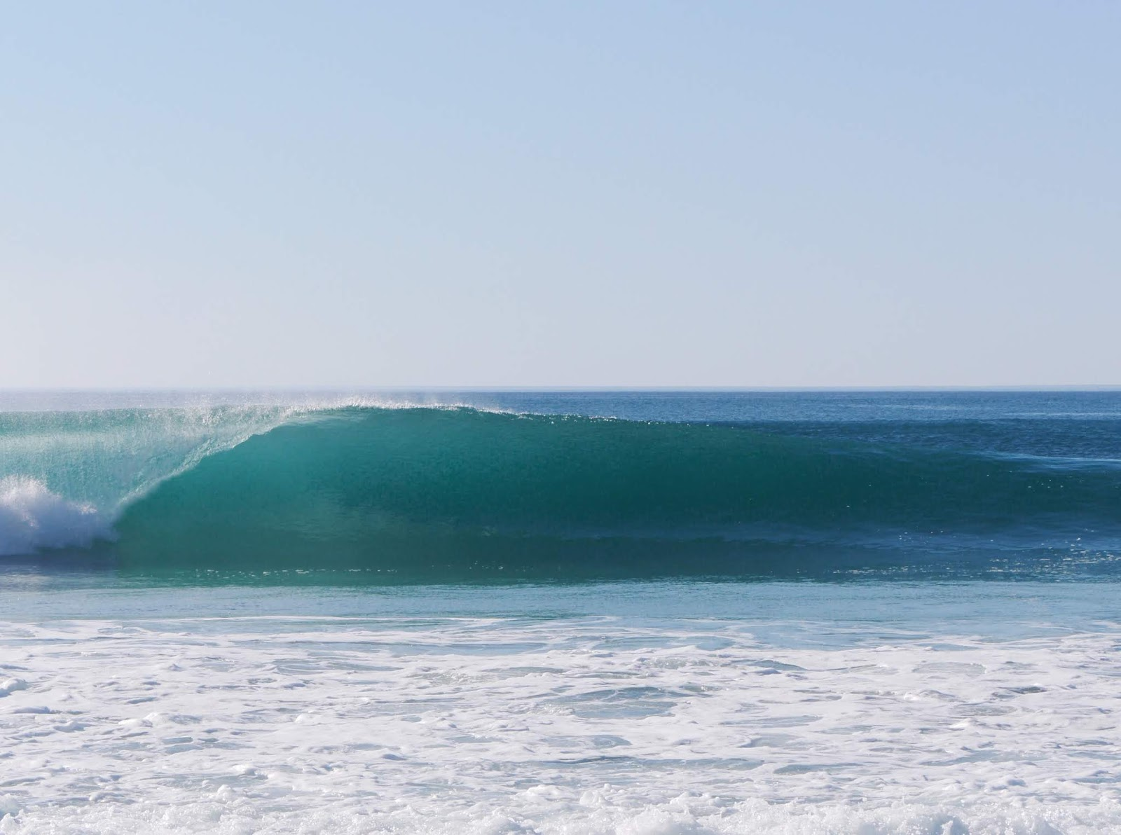 Wave in Hossegor, summer 19, Surfin Estate