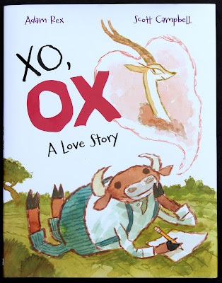 XO, OX: A Love Story by Adam Rex! This fun classroom read-aloud is perfect for identifying character traits, theme, and to practice inferencing!