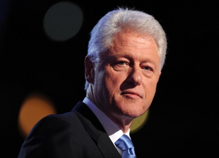 Bill Clinton startup
