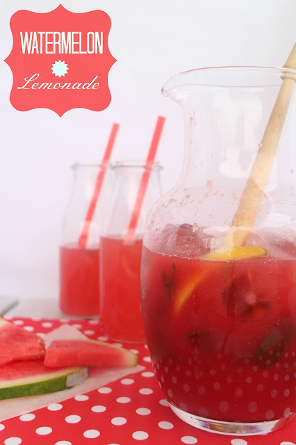 limonada-de-sandía, watermelon-lemonade