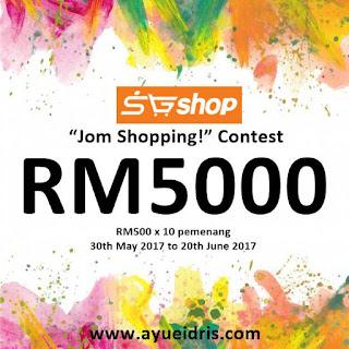 http://www.ayueidris.com/2017/05/sgshop-jom-shopping-contest.html