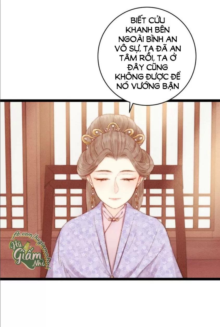 Nàng Phi Cửu Khanh - Thần Y Kiều Nữ chap 50 - Trang 18
