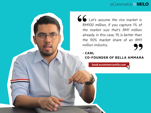 Carl, Co-Founder of Bella Ammara