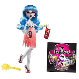 MH Dawn of the Dance Ghoulia Yelps Doll