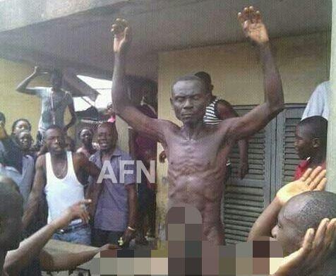 Heartless! Man R*pes & Kills A Vir-gin Girl In Abia State (Photos)