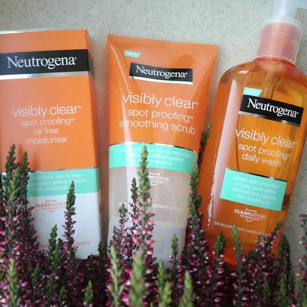 Neutrogena Visibly Clear - Recenzja serii