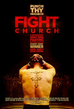 "Review of the documentary, ""Fight Church."""