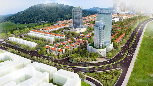 dự án khu dân cư Mỹ Trà Mỹ Khê tại Quảng Ngãi